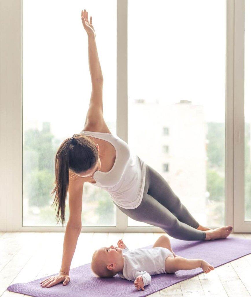 Posso fazer exercício físico se estou amamentando