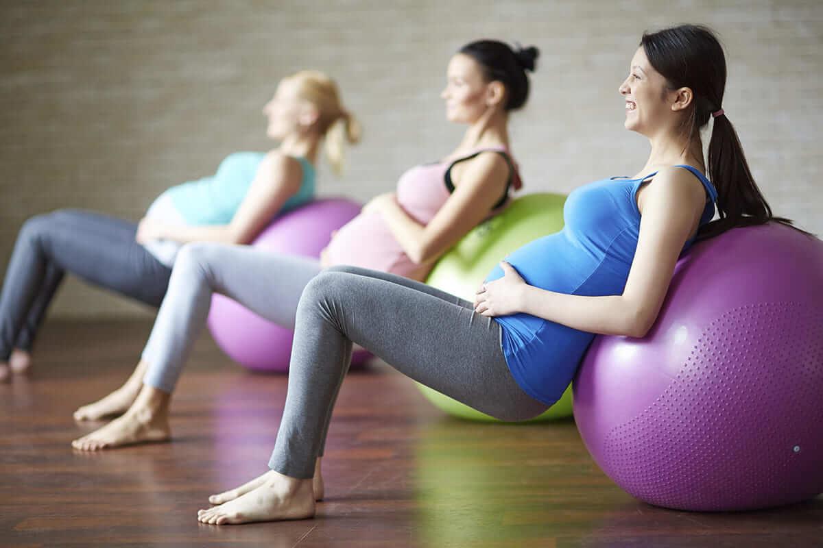 Exercícios durante a gravidez: o precioso tempo que eles economizam