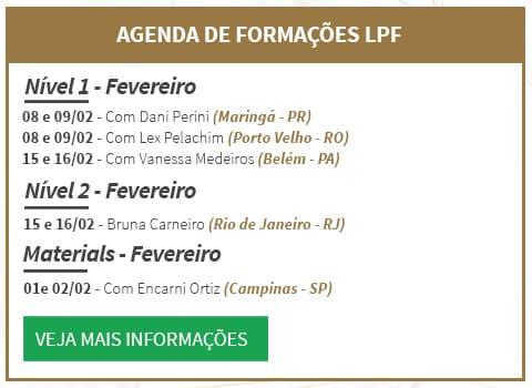 Cursos LPF fEVEIRO 2020