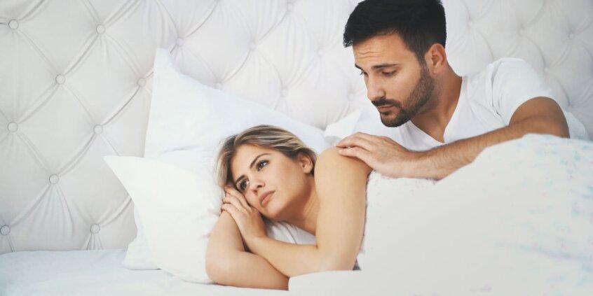 Disfunção sexual feminina distúrbio do orgasmo - anorgasmia