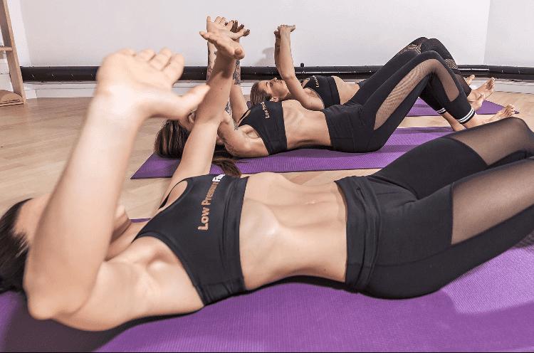 Efeitos imediatos na respiração em praticantes avançados de Low Pressure Fitness