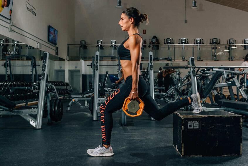 Musculação e Low Pressure Fitness