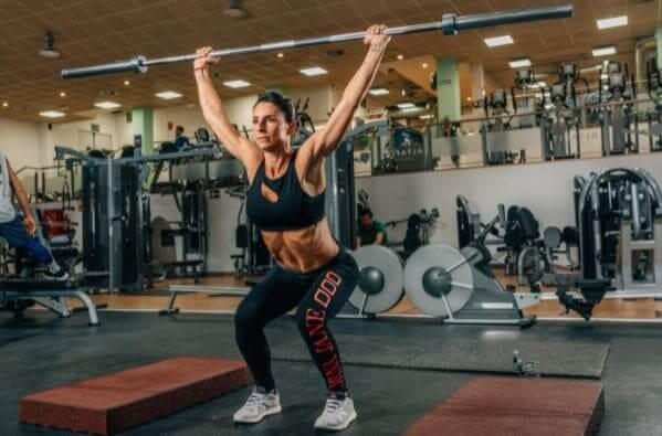 AQuais são os exercícios do CrossFit que geram menos pressão intra-abdominal
